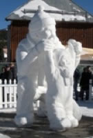 Budweiser International Snow Sculpture Festival